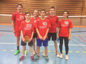 l'équipe: Victor, Louise, Paul, Elise, Louis, Corentin.
